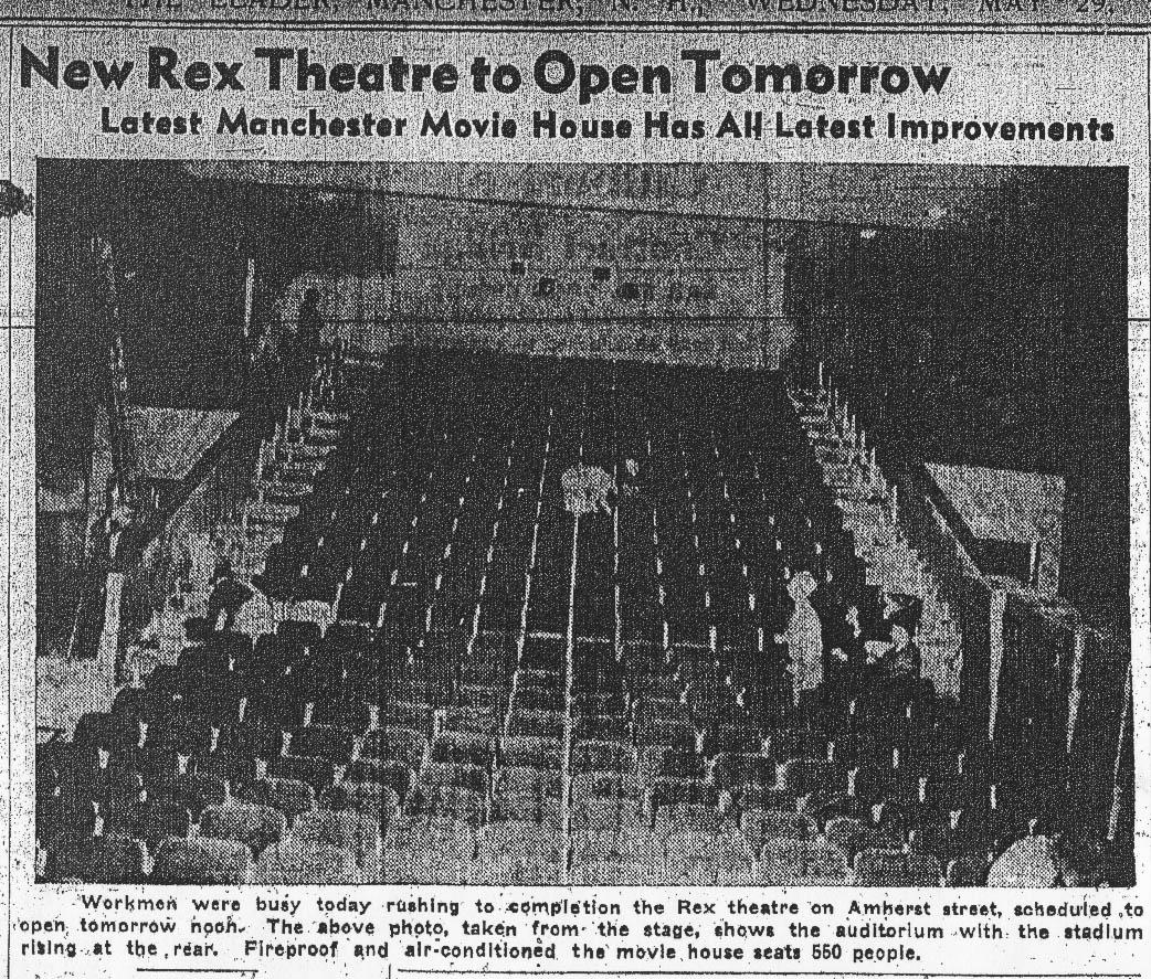 Rex Seats