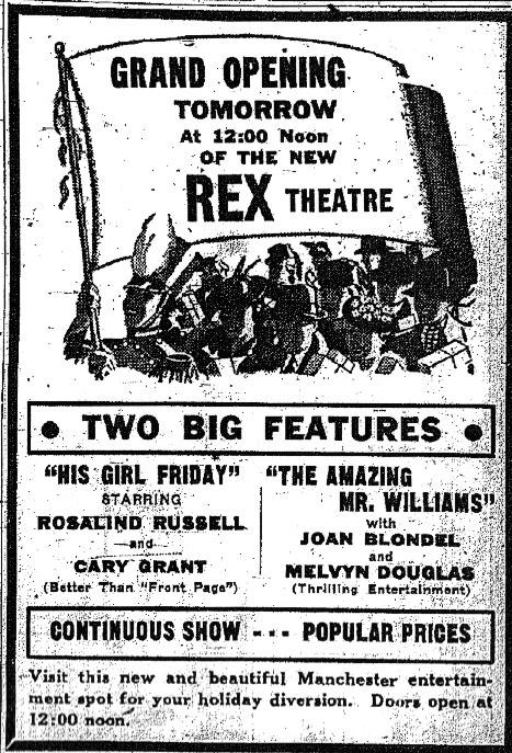 Rex Grand Opening