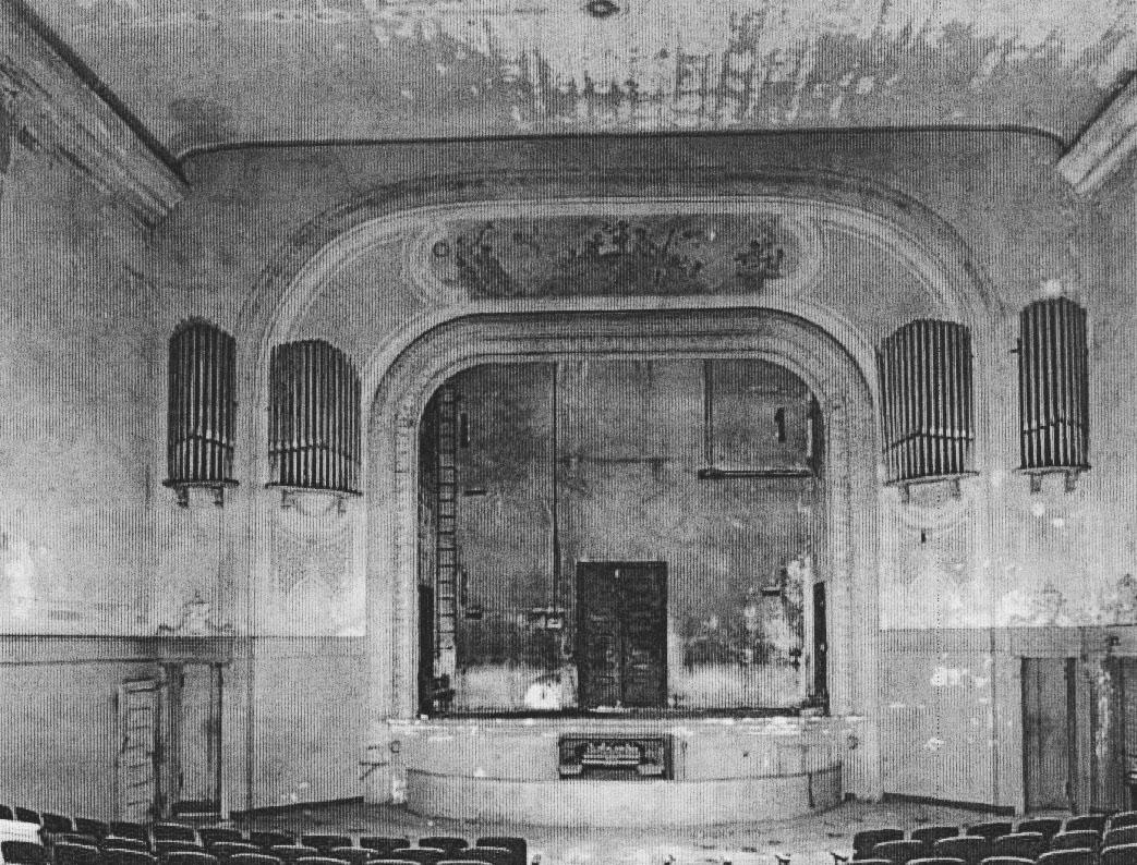 Vitaphone Theatre Interior
